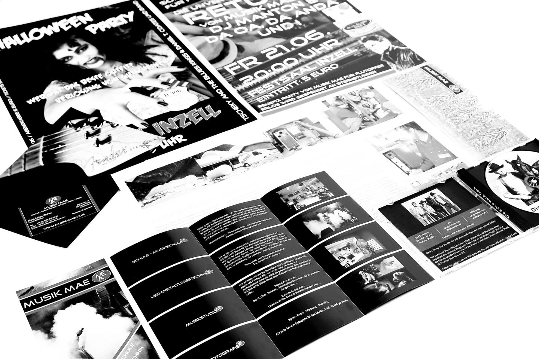 Marketing/ Printmedien